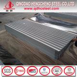 Hoja acanalada del material para techos de Gl del metal de hoja del Galvalume