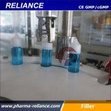 신뢰 R-Vf 자동적인 E 액체 병 Volumetrict 채우는 캡핑 기계