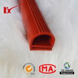 Résistantes à la chaleur forme E la porte du four joint en silicone