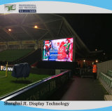 Display digital de vídeo LED impermeable para la publicidad exterior P6