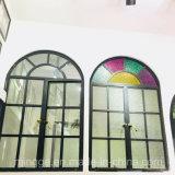 Fabricación profesional de acero negro viejo Windows del cedazo