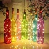 Bottiglie di vetro decorative per il prezzo di fabbrica di celebrazione di festival