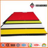 Ideabond 은 PVDF 코팅 외부 ACP 플라스틱 위원회