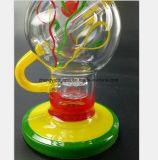 Fieberhitze-Gewehr-Filter-Wiederanlauf-Wasser-Rohr des Glas-9.45-Inch