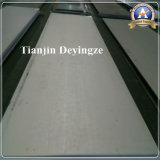 Feuille de l'acier inoxydable 2b/8K/plaque extérieures de vente chaudes 904L
