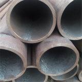 Schwarze kohlenstoffarmes nahtloses Stahlrohr des Zeitplan-80 für Aufbau