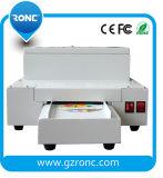 CD/DVD/Disco Bd revestimento UV brilhante, máquina de revestimento de óleo
