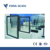 Baixa de têmpera e painéis de vidro/vidro oco/vidro isolante