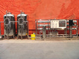 Reines Wasser, das Maschine/Rückpflanze des Omosis Wasserbehandlung-Systems-RO bildet