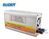 Inversor auto 24V de la potencia del inversor 1000W de la potencia de Suoer al pequeño inversor de la potencia 220V (SDA-1000B)