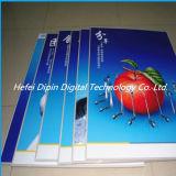 Impresión del PVC para hacer publicidad de la tarjeta