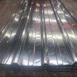 Стальной материал оцинкованный гофрированный стальных листа крыши в обмотке