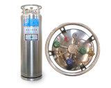 XL45 Dpl175の低温液化ガスの酸素ボンベ