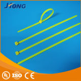 Сопротивление жары подгоняло желтого цвета померанцовую RFID голубого зеленого цвета связи застежка-молнии связь кабеля замка собственной личности красного Nylon