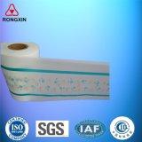 La máxima calidad Pañales PE placa trasera con indicador de humedad