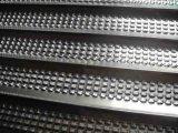 Mango de metal perforado SOPORTE REJILLA DE SEGURIDAD/ Antiskid placa metálica perforada