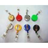 Promotion Gift Badge Reel Retractable Badge Holder (GZHY-KA-026)