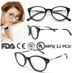 Het Ronde Frame van uitstekende kwaliteit Eyewear van Oogglazen voor Wmoen