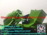 Individu de la machine 14m3/H de construction chargeant le prix de mélangeur concret en vente