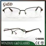 Nouvelle fabrication produit des verres de lunettes en métal du châssis optique de lunettes