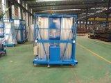 14m China Venta caliente buena calidad a bajo precio pequeño sistema hidráulico de elevación eléctrica de aluminio de 200kg con la certificación CE