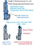 Главный предохранительный клапан пружинные клапаны давления предохранительного клапана