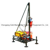 Barrage de béton hydraulique machine de forage d'ancrage de la consolidation de base