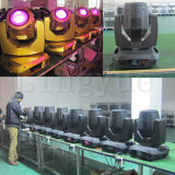 10r 280W Moving Head Disco Equipamento de feixe de ponto Wash