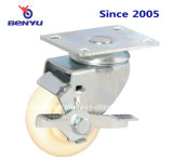 Средств Duty All Size Caster Wheels в White