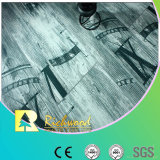 Spiegel-Eichen-wasserdichter lamellenförmig angeordneter Fußboden des Haushalts-8.3mm HDF AC4