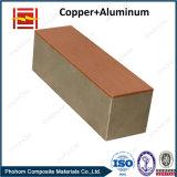 Feuille en aluminium de cuivre de passage