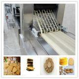 Linea di produzione completamente automatica elettrica del biscotto dell'acciaio inossidabile