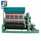 Machine de papier Allemagne-Technique de plateau d'oeufs avec le système de séchage de brique