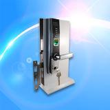 Bloqueio de impressão digital com leitor de cartão de identificação (L5000 / ID)