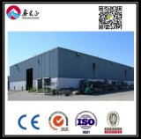 Entrepôt personnalisé par qualité de structure métallique (BYSS005)
