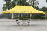 10X20 tente pliable extérieure populaire jaune 3X6
