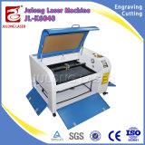 Máquina de madera del laser del CO2 de la cortadora de la marca de libro con los mejores recambios