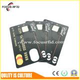 プラスチックISOは印刷されるフルカラーのSle5542 FM4442の接触ICチップカードを大きさで分類する