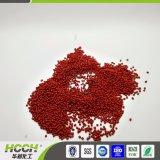 Cor vermelha Masterbatch EVA preço de mercado
