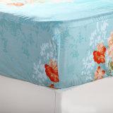 Strato misura Cotton poco costoso del re Bedroom Printed della regina del fornitore della Cina