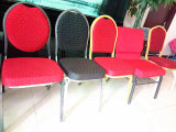 منتوج حارّ [فولدن] عرس قابل للتراكم يتعشّى كنيسة مأدبة كرسي تثبيت