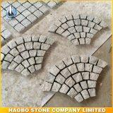 정원 Landscape Project를 위한 자연적인 Granite Cube Stone