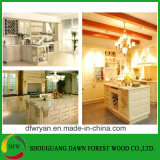 Gabinetes do estilo do abanador da cozinha do modelo novo