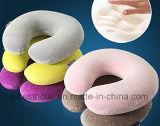 2016 Newst en forma de U aire inflable cuello almohada