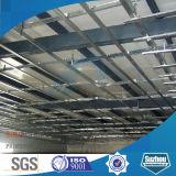 Canal de Furring/sistema de acero galvanizado Furring del techo
