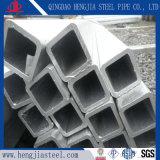 Tubo d'acciaio quadrato Pre-Galvanizzato a basso tenore di carbonio