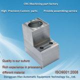 Auto de haute précision de la machine CNC de rechange Les pièces en aluminium à usinage central
