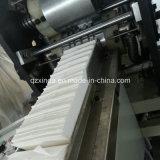 Máquina de papel del mini pañuelo del tejido facial que graba