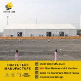 [40إكس70م] يحنى سقف خيمة كبيرة مع [غلسّ ولّ] وصلبة [أبس] جدار