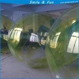 Het grote Lassen van de Hete Lucht van de Ballon PVC1.0mm D=3.0m Duitsland Tizip van het Water met Ce En14960
